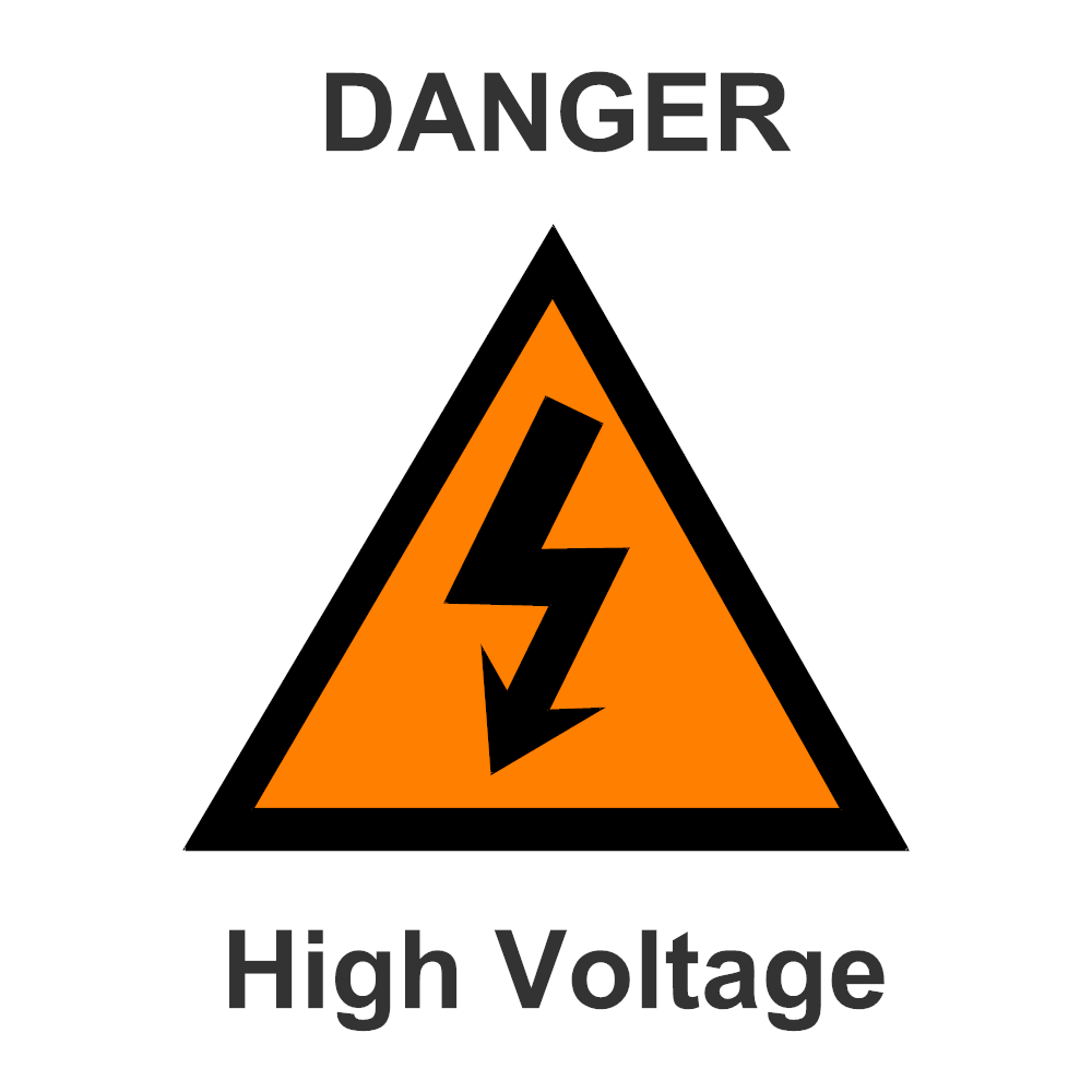Example Image: High Voltage
