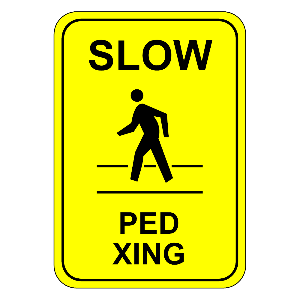 Example Image: Pedestrian Crossing