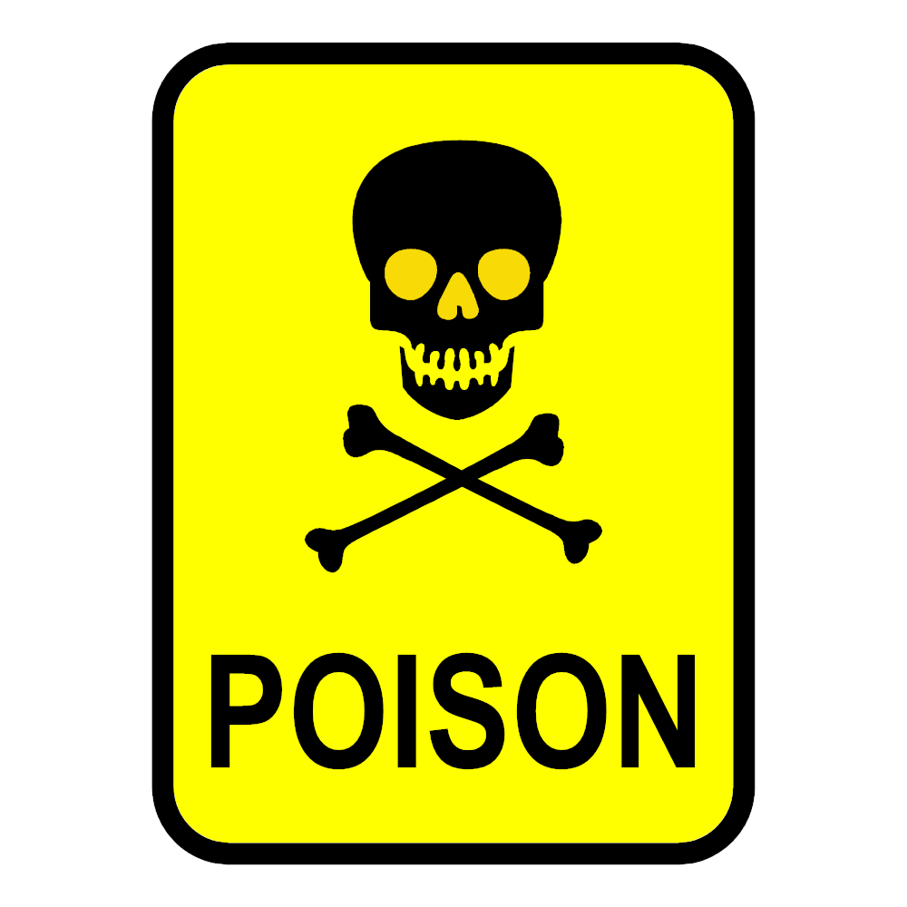Example Image: Poison Sign