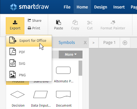 smartdraw for mac the easiest way to make diagrams on a mac