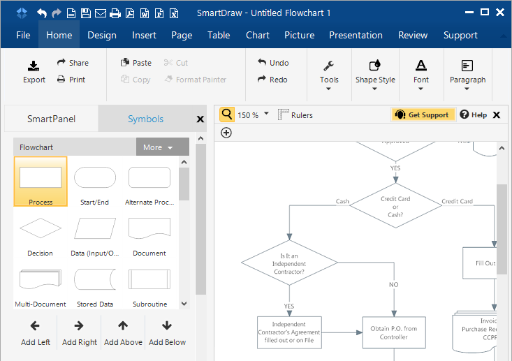 Converted Visio file
