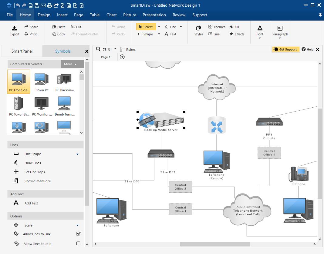 100+ [ Online Flowchart Editor ] | online order system data flow ...