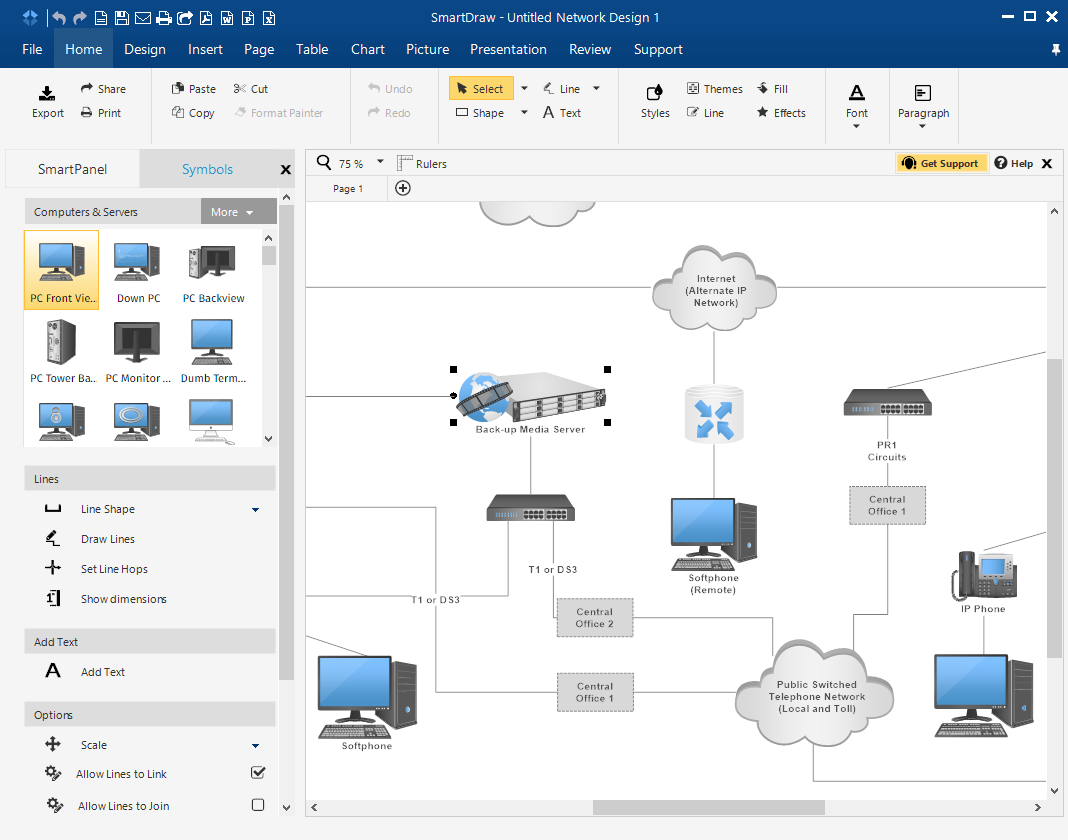Diagram Microsoft Visio House Plans Data Flow