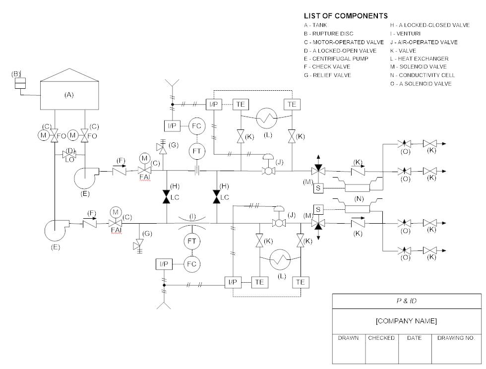 Hvac P Id Drawing | Repair Manual