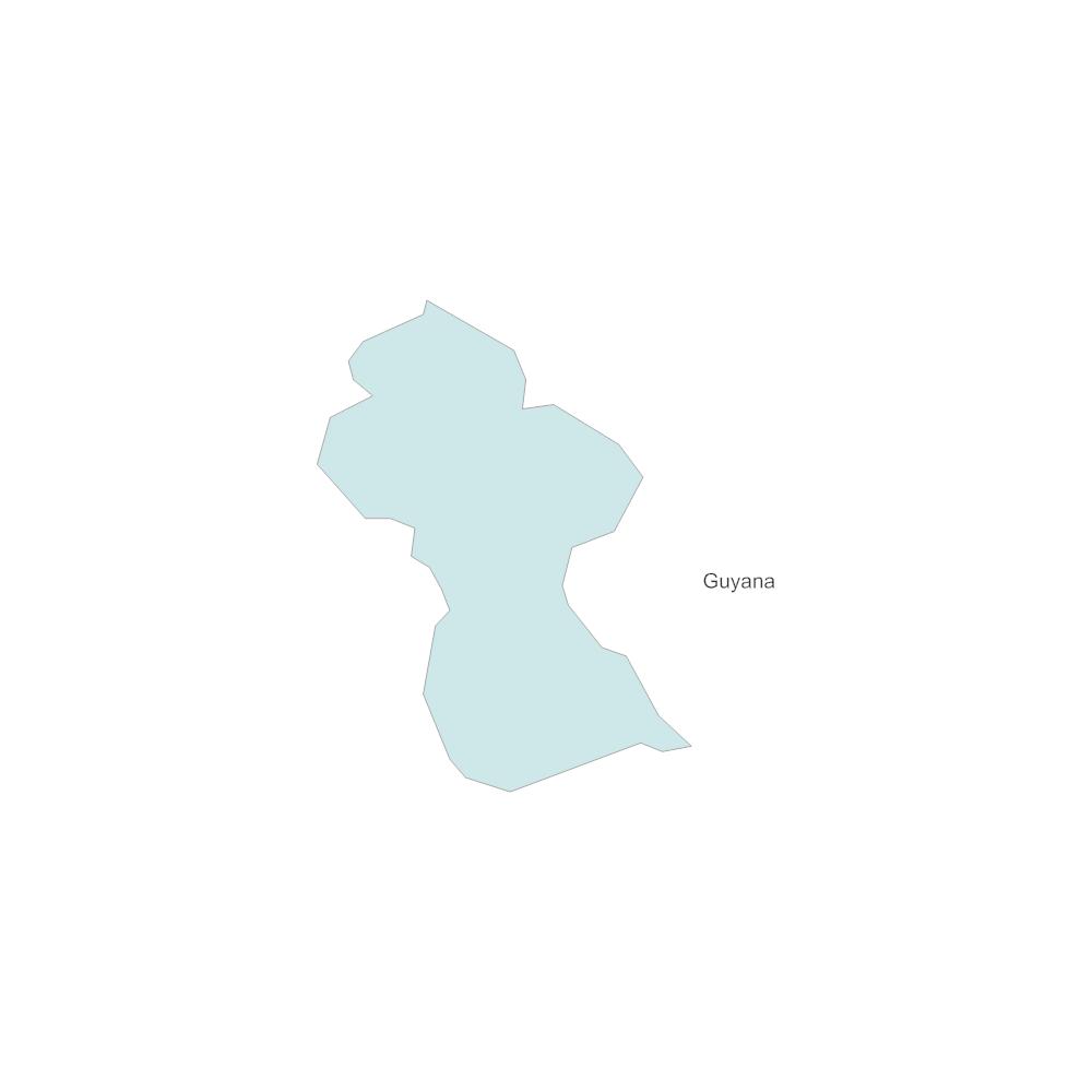 Example Image: Guyana