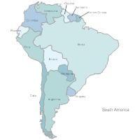South America Maps