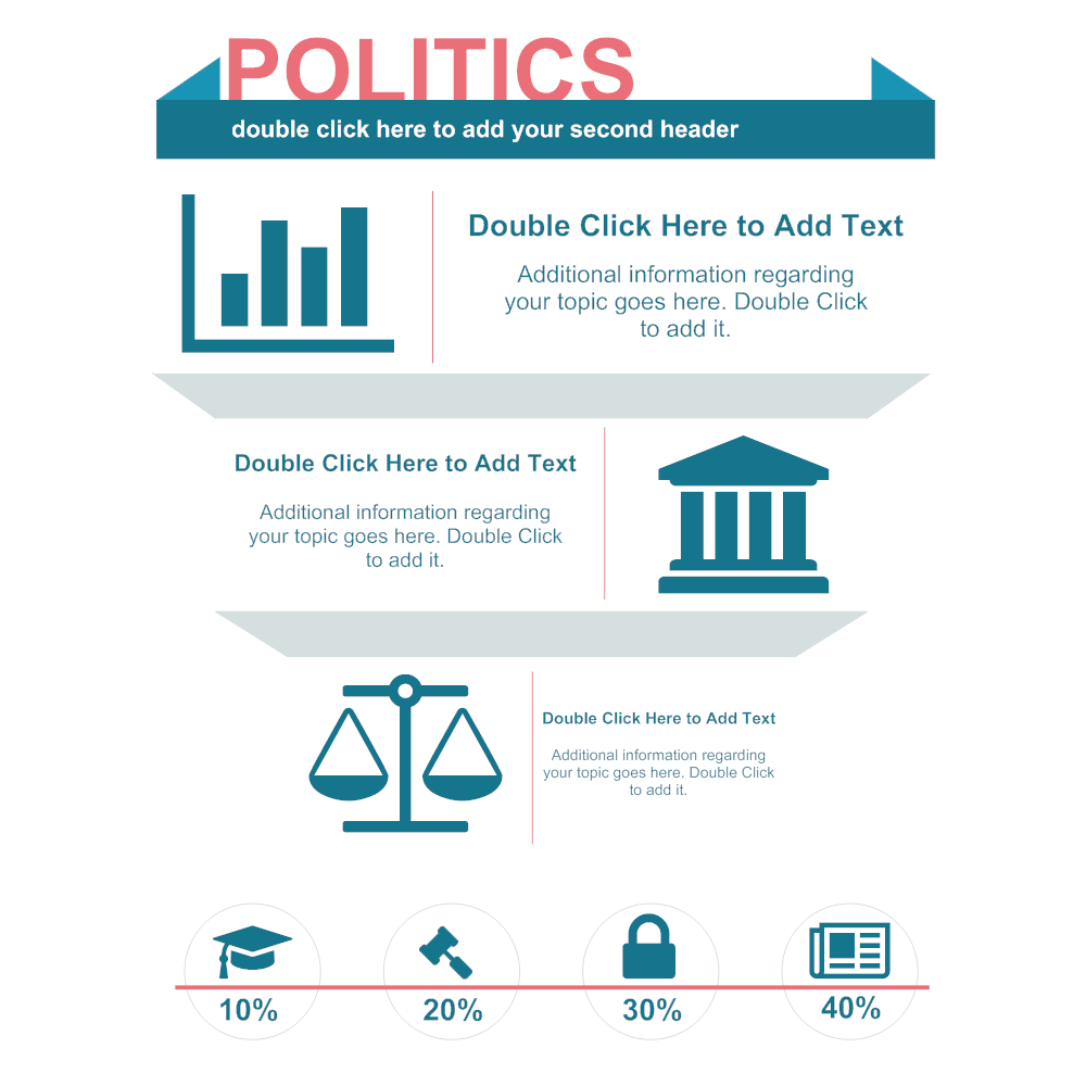 Example Image: Political Infographic 1