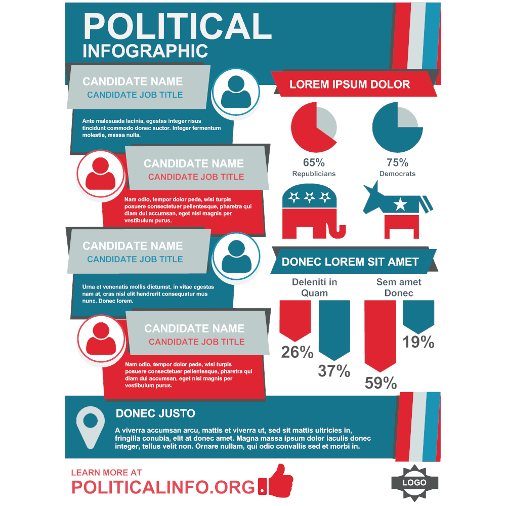Example Image: Political Infographic 3
