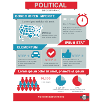 Political Infographic 4