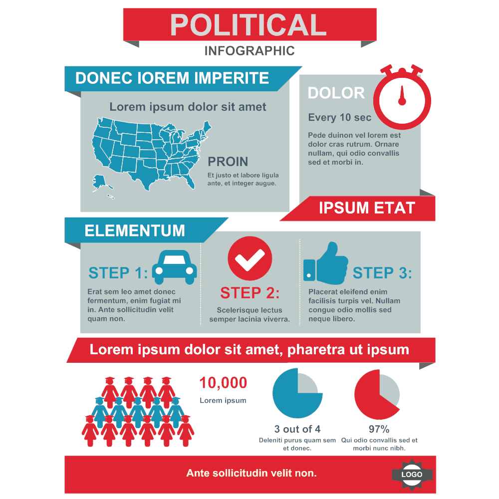 Example Image: Political Infographic 4