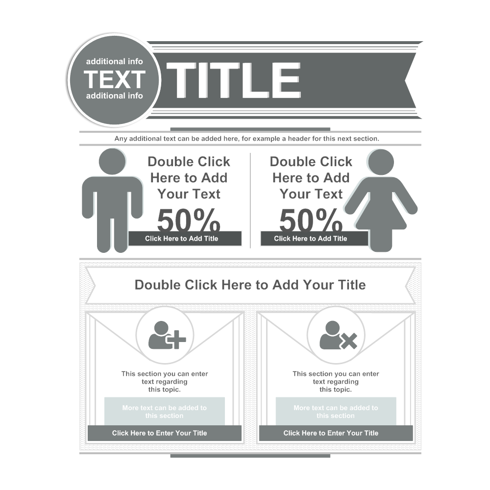 Example Image: Generic Infographic Template