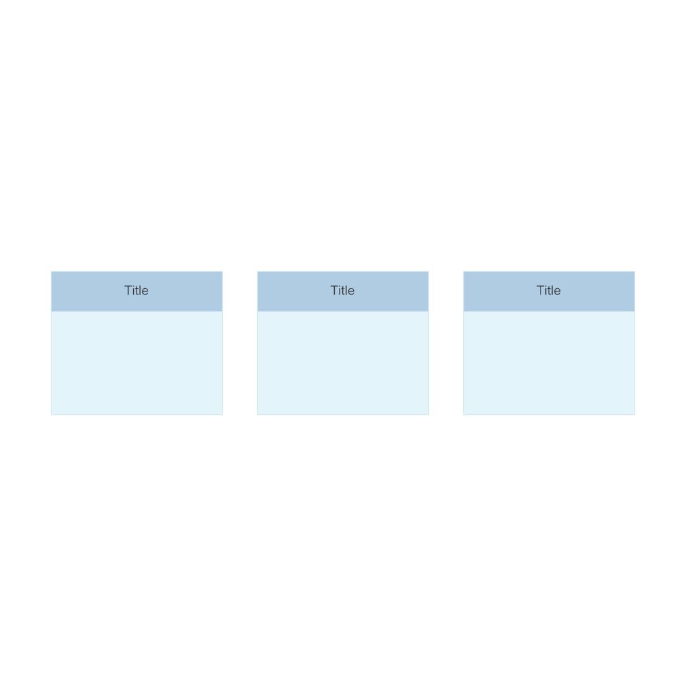 Example Image: Process List - Horizontal