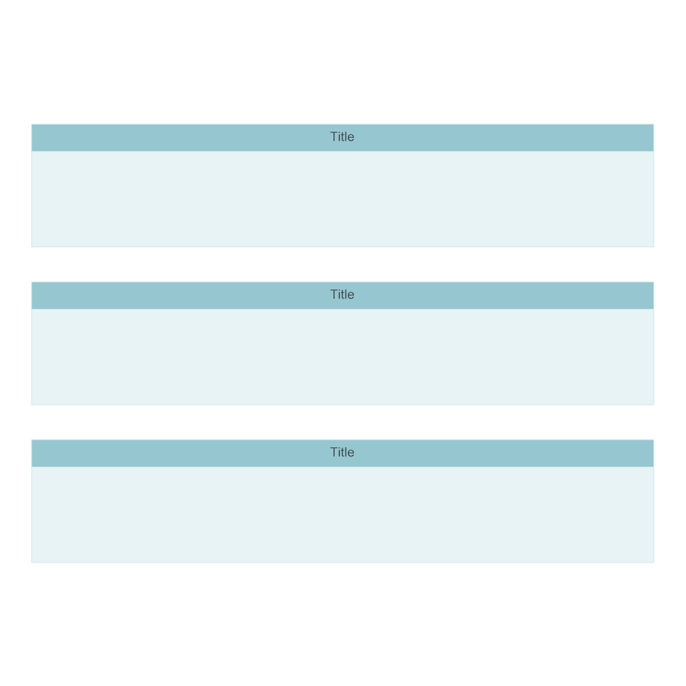 Example Image: Process List - Vertical