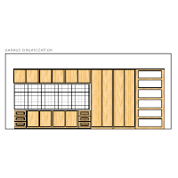 Garage Elevation Plan