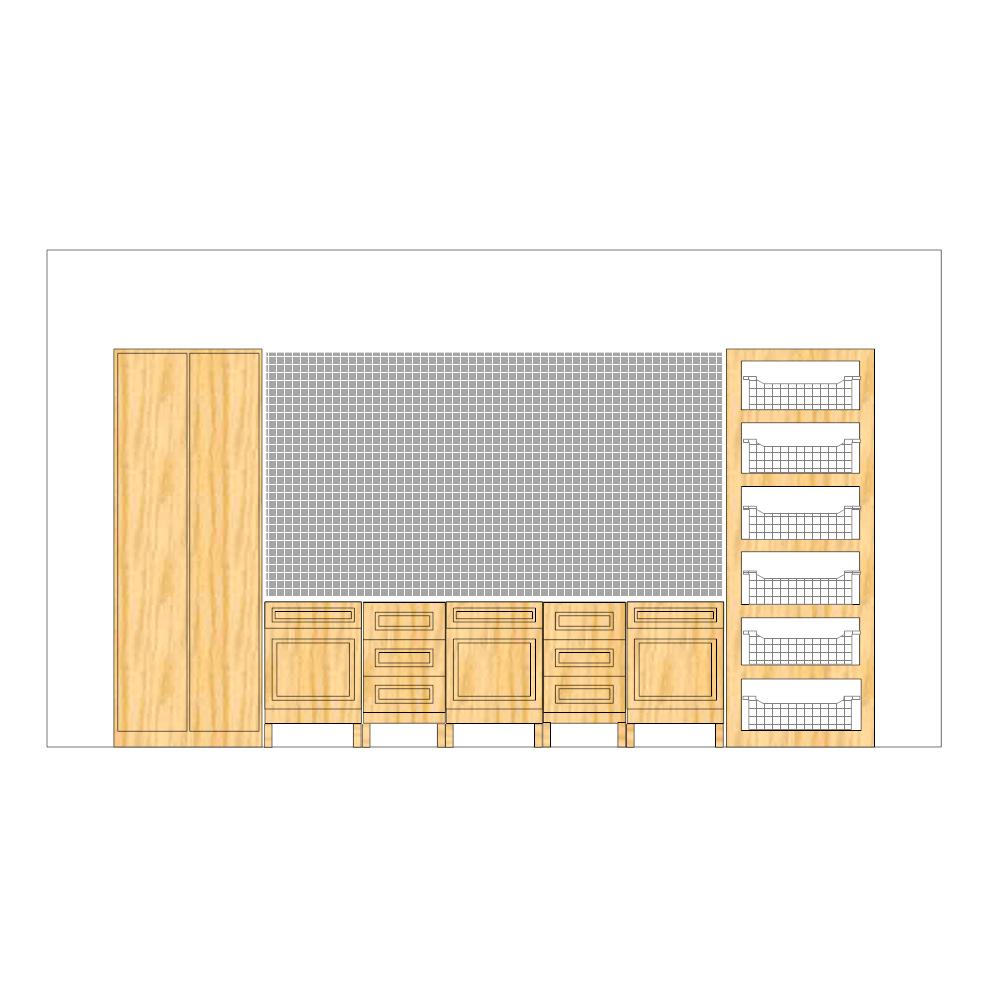 Example Image: Garage Elevation