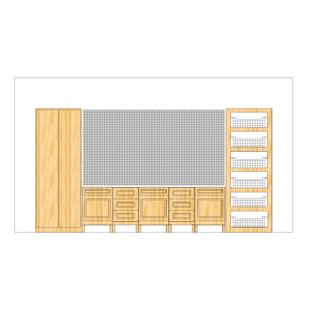 Example Image: Garage Elevation