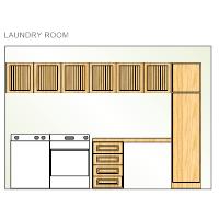 Laundry Room Plan