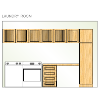 Laundry Room Plan