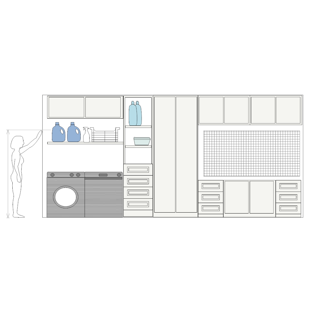 Example Image: Laundry Room