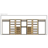 Storage Design - Closets
