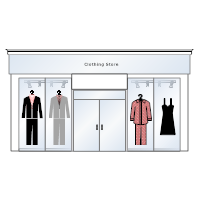 Clothing Store Front