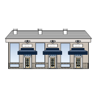 Store Front Elevation
