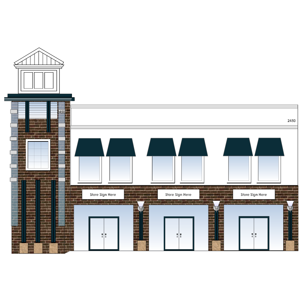 Example Image: Store Front Example