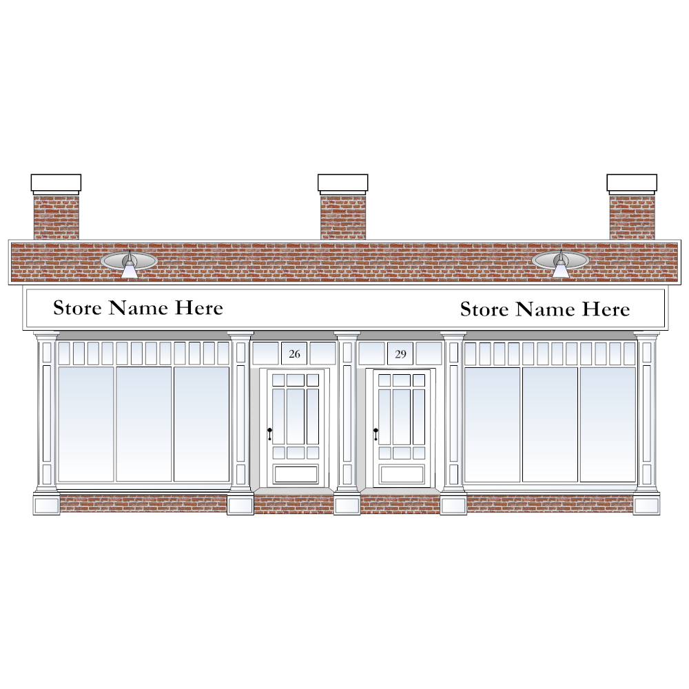 Example Image: Store Front