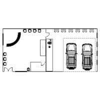 Auto Repair Shop Layout