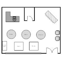 Fashion Boutique Boutique Floor Plan House Storey