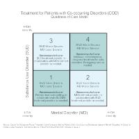 Treatment for COD Patients - Quadrants of Care Model