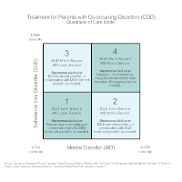 Treatment for COD Patients - Quadrants of Care Model