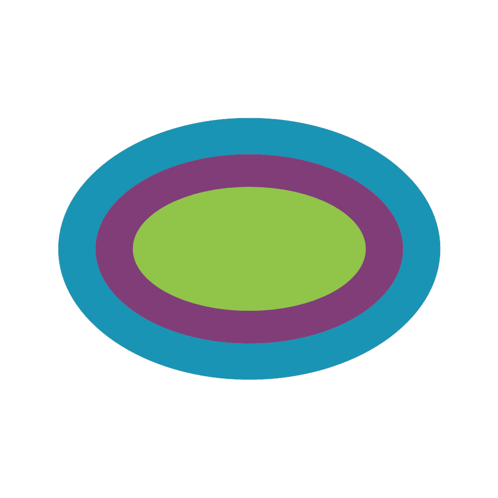 Example Image: Target Diagram (Ellipse)