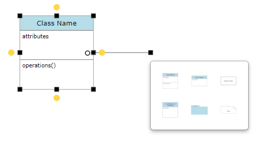 Add UML symbols