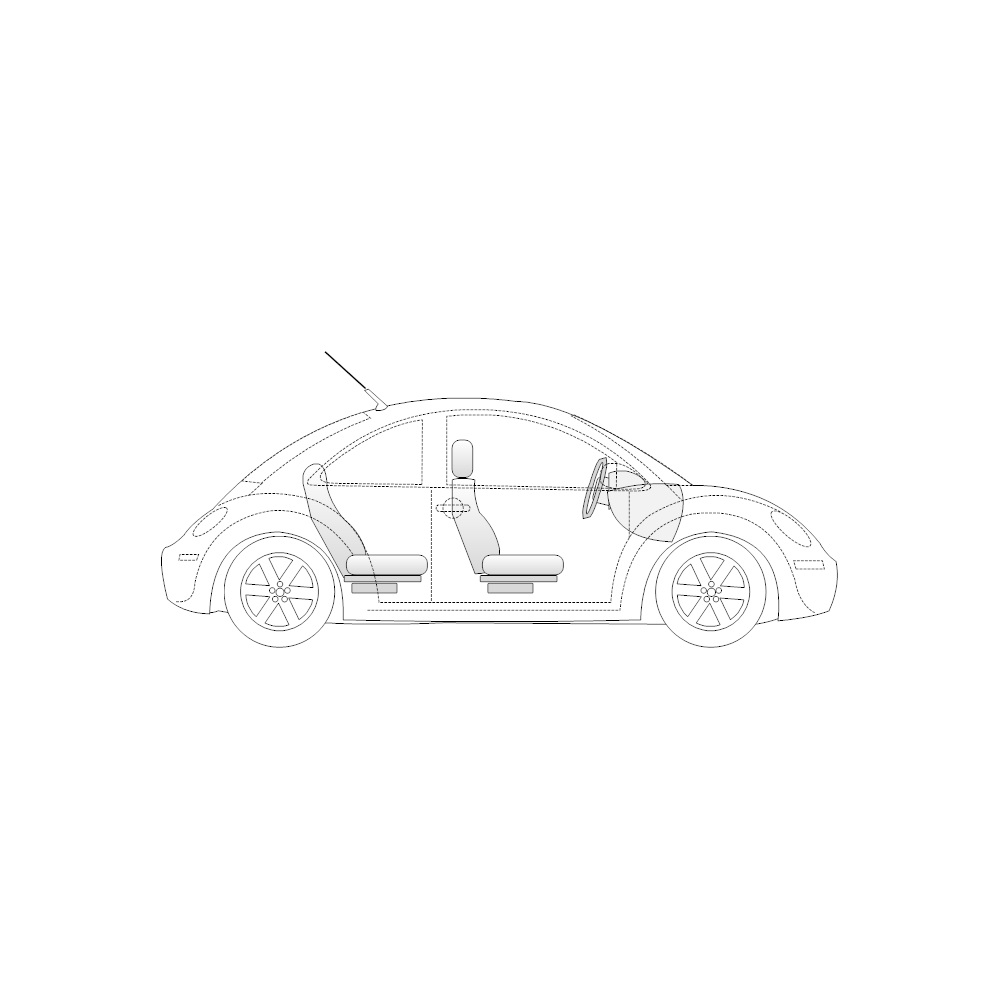 Example Image: Beetle - 1 (Side View)