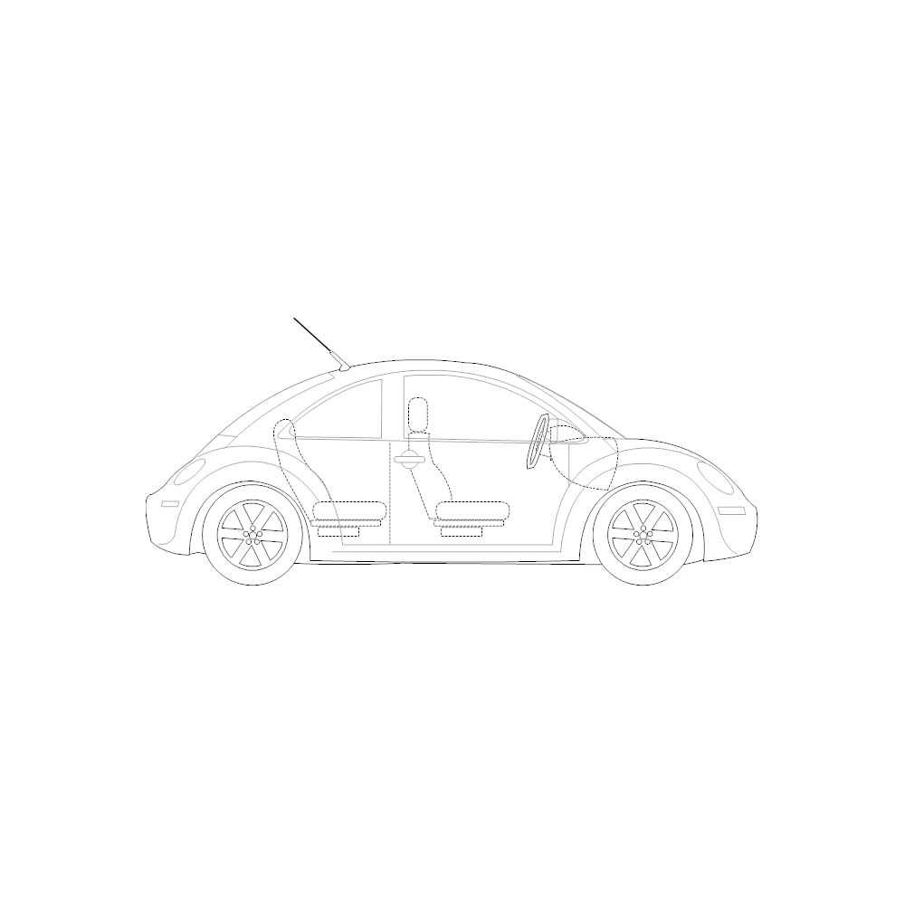 Example Image: Beetle - 2 (Side View)