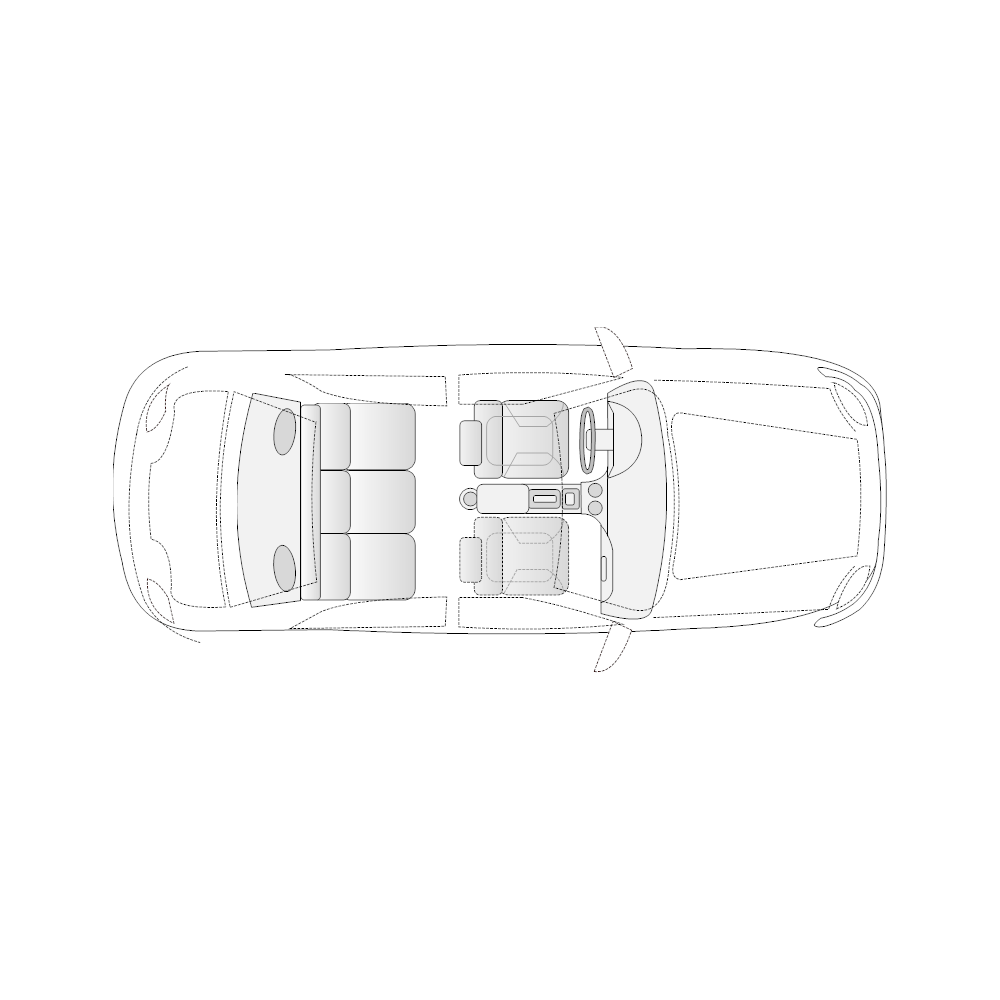 Example Image: Family Car - 1 (Elevation View)