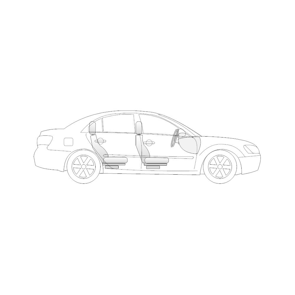 Example Image: Family Car - 1 (Side View)