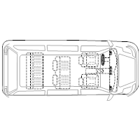 Minivan - 2 (Elevation View)
