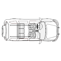 SUV - 1 (Elevation View)