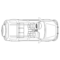 SUV - 2 (Elevation View)