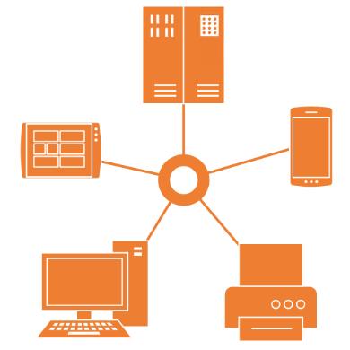 Visio network diagram