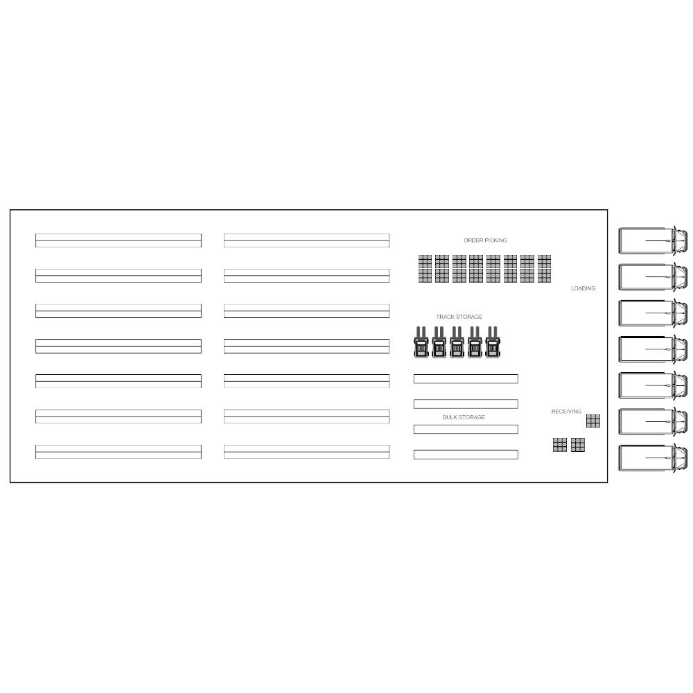 Example Image: Warehouse Floor Plan
