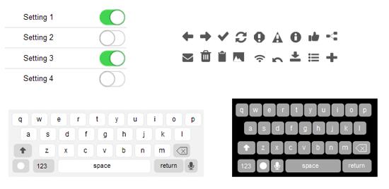 Prototype symbols