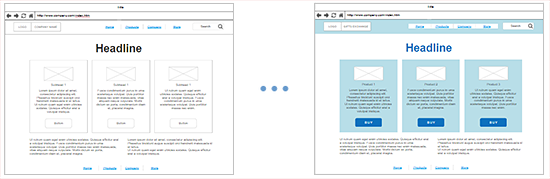 Website Wireframes - What are Wireframes, Mockups, and