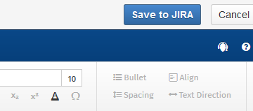 Save SmartDraw diagram into a Jira issue
