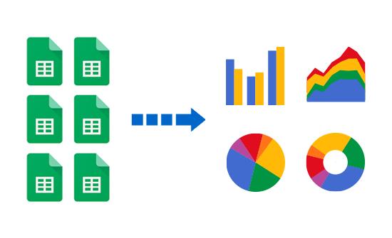 Get Shape Data and Generate Charts using Google Sheet Integration