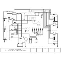 wiring diagram examples rh smartdraw com house wiring diagram examples house wiring diagram examples pdf