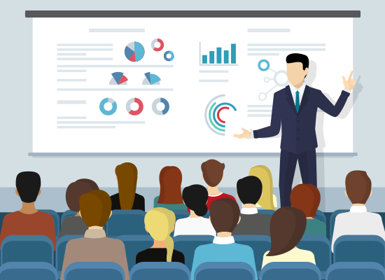 Present data more effectively