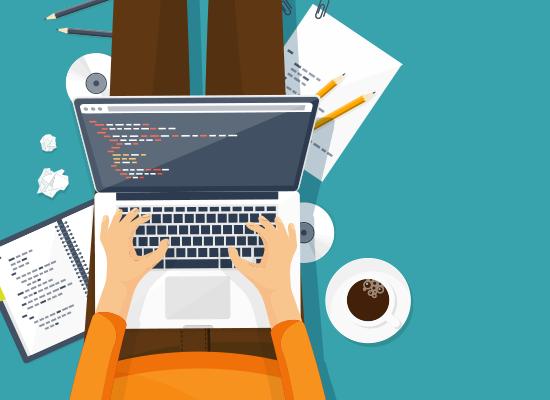Writing a web app